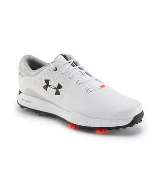 Under Armour HOVR ™ Matchplay Wide E zapato de golf blanco hombres