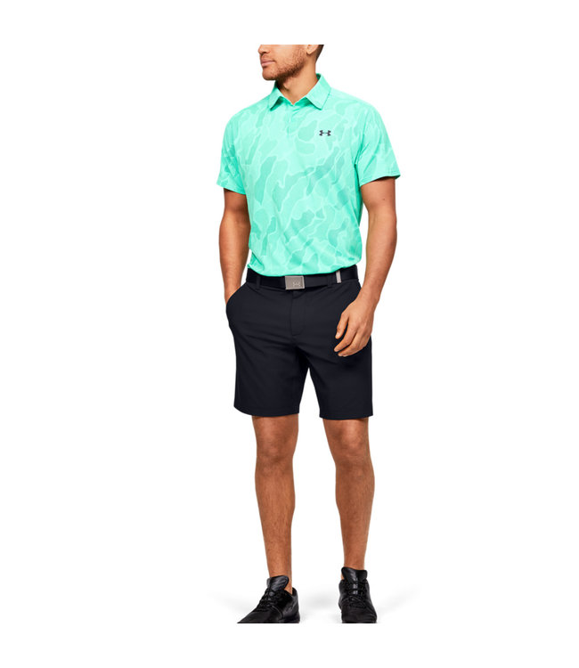 Under Armour Shorts Iso-Chill para hombre, negro