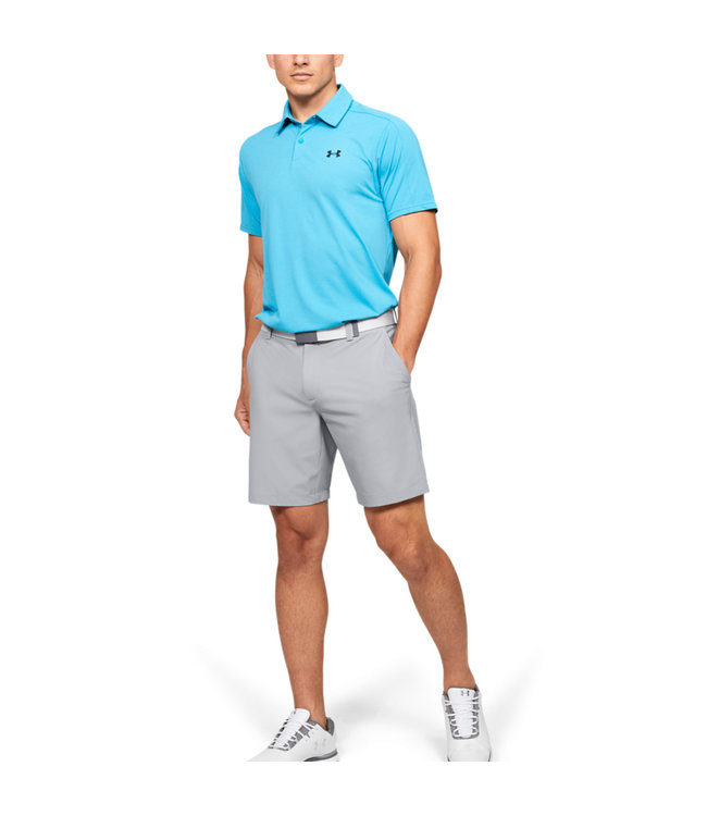 Under Armour Iso-Chill Herenshorts Grijs Steel