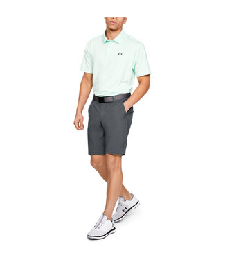 Under Armour EU Performance Taper Shorts Hombres Pitch Grey