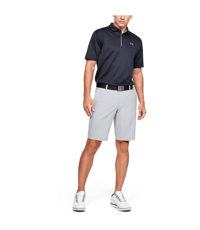Under Armour EU Performance Taper Shorts Hombres Halo Grey