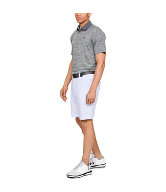 Under Armour EU Performance Taper Shorts Hombres Blanco