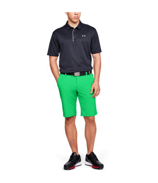 Under Armour EU Performance Taper Shorts Heren Vapor Groen