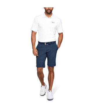 Under Armour EU Performance Taper Shorts Homme Academy Bleu