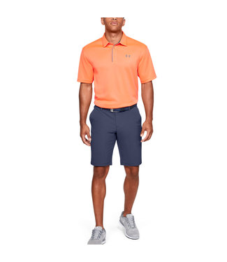 Under Armour EU Performance Taper Shorts Hommes Blue Ink