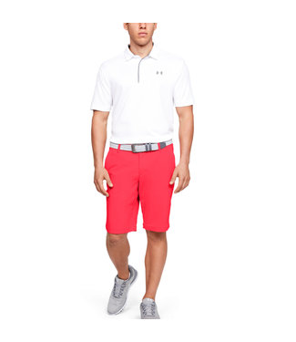 Under Armour EU Performance Taper Shorts Heren Beta Rood