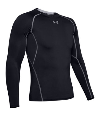 Under Armour Compression manches longues HeatGear® Armor Noir