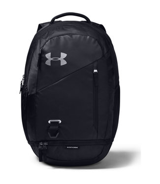 Under Armour Hustle 4.0 Black Backpack