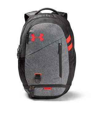 Under Armour Hustle 4.0 Jet Gray Backpack