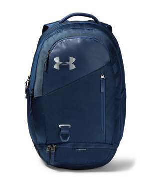 Under Armour Hustle 4.0 Academy / Mochila plateada