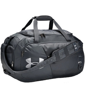 Under Armour Undeniable Duffel 4.0 MD Pitch Gray