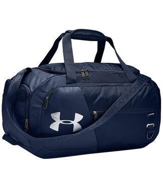 Under Armour Undeniable Duffel 4.0 MD Academy Blauw