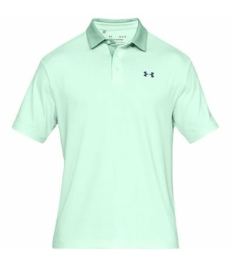 Under Armour Performance Polo 2.0 Aqua Foam Green