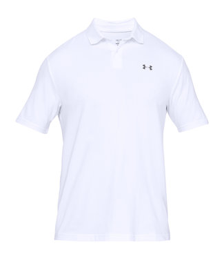 Under Armour Polo Performance 2.0 Blanco