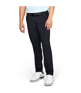 Under Armour EU Performance Slim Taper Pant - Zwart