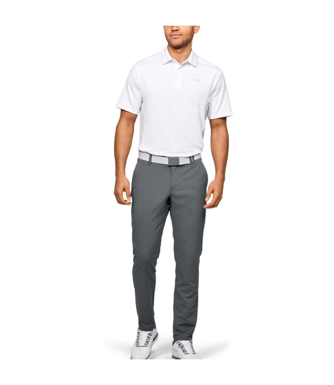 Under Armour EU Performance Slim Taper Pant - Pitch Gray