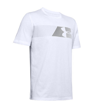 Under Armour Fast Left Chest 2.0 SS White