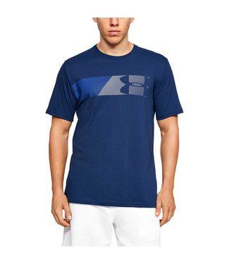 Under Armour Fast Left Chest 2.0 SS Venetian Blue