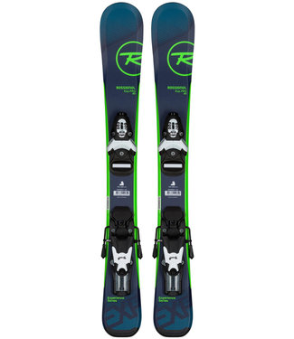 Rossignol Kinder All Mountain Ski Experience Pro inkl. Bindungen