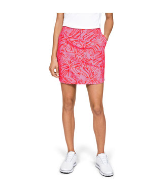 Under Armour Woven Skort Lipstick / Black