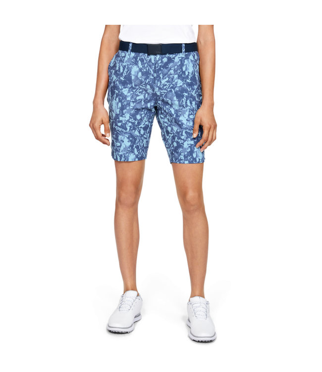 Under Armour Links Printed Short Blue Frost / Blue Ink