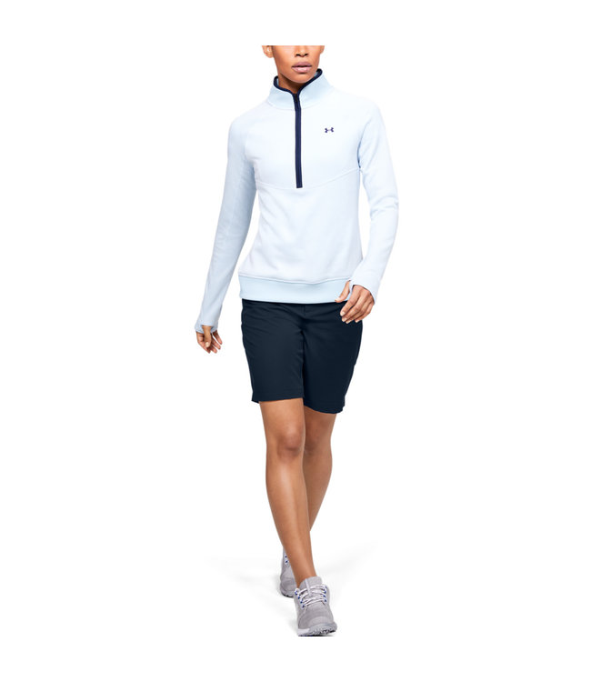 Under Armour Links Damesshort Academy Blauw