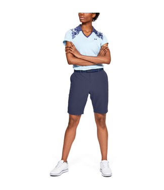 Under Armour Left Women's shorts Blue Ink / Mod Gray