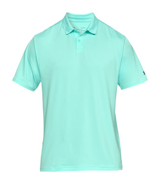 Under Armour Crest. Perf. Polo 2.0 - Neo Turquoise