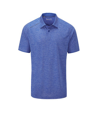 Under Armour Tour Tips Polo-Tempest /  / Pitch Gray