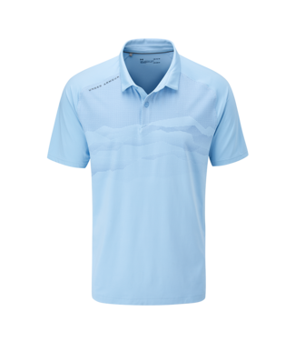 Under Armour Tour Cool Airlift Polo - Boho Blue