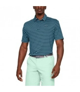Under Armour Playoff Polo 2.0 - Petrol Blue