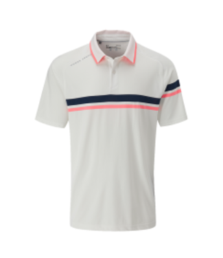 Under Armour Tour Tips Drive Polo - White