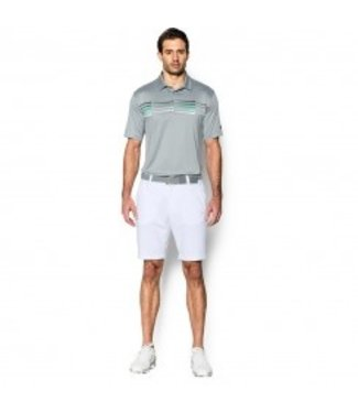 Under Armour UA HG MATCHPLAY TAPERED SHORT BLANC