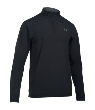Under Armour STORM WINDSTRIKE 1/2 ZIP ZWART