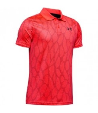 Under Armour Performance Polo 2.0 Novelty-Beta Rood