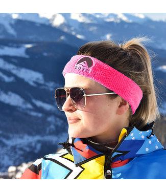 OOSC Fluorescent Pink OOSC Headband