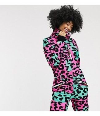OOSC Cheeky Leopard Ski Suit – Womens