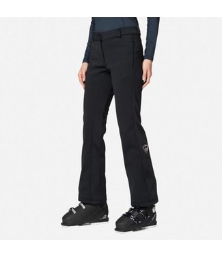 Rossignol Ski pants Carmin Black Softshell - Ladies