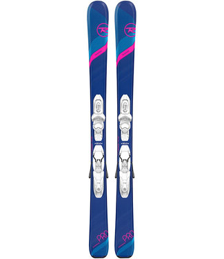 Rossignol KID'S ALL MOUNTAIN SKIS ERVARING W PRO (KID-X)
