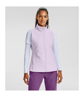 Under Armour UA Storm Revo FZ Vest-Crystal Lilac