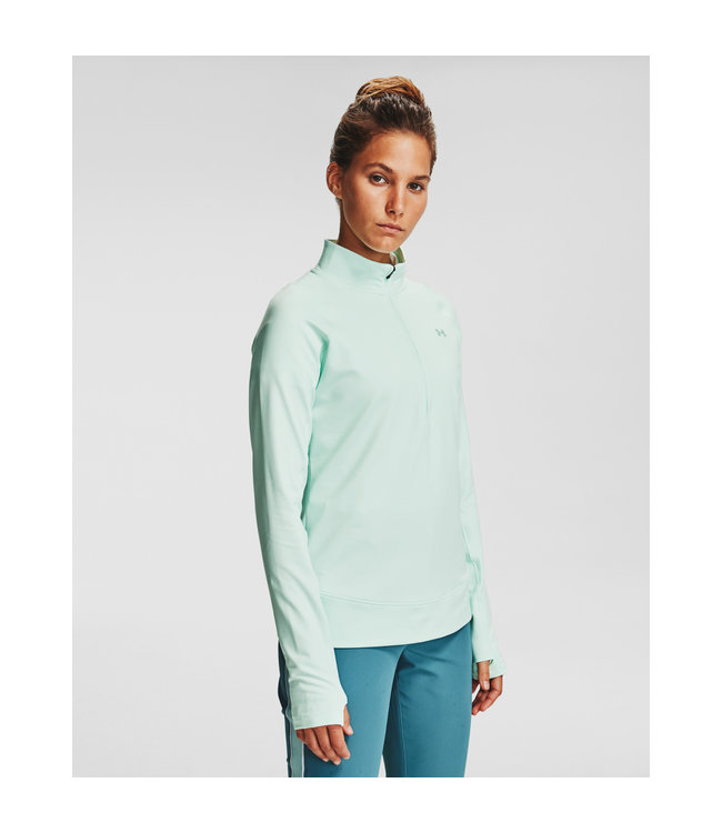 Under Armour Storm Midlayer 1/2 Zip-Seaglass Blue