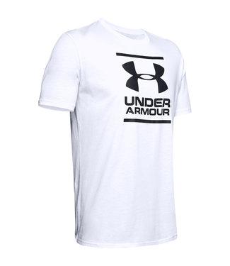 Under Armour UA GL Foundation SS T - White /  / Black