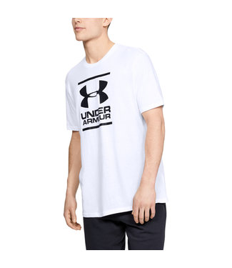 Under Armour UA GL Foundation SS T - White /  / Black
