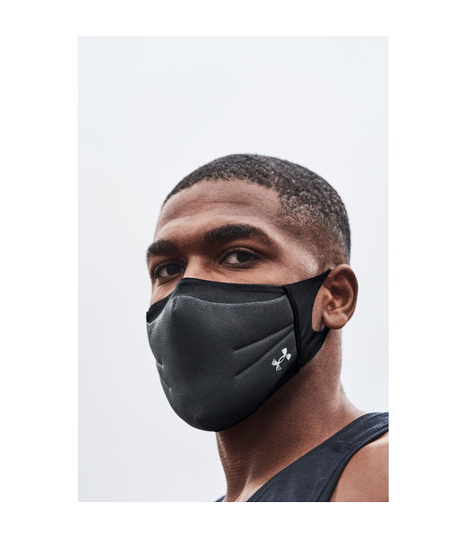 UA SPORTS MASK - Black