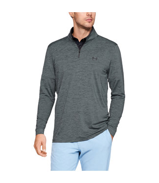 Under Armour Playoff 2.0 1/4 Zip-Pitch Gray
