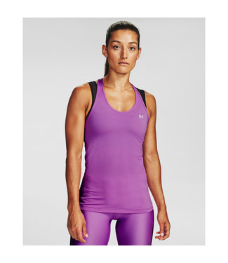 Under Armour UA HG Armour Racer Tank-Exotic Bloom Paars