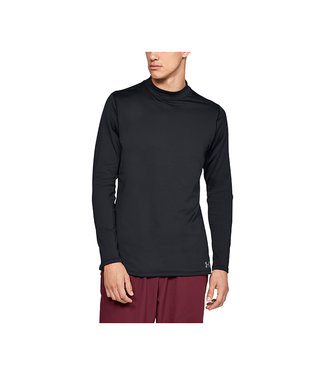 Under Armour UA CG ARMOR MOCK FITTED BLACK