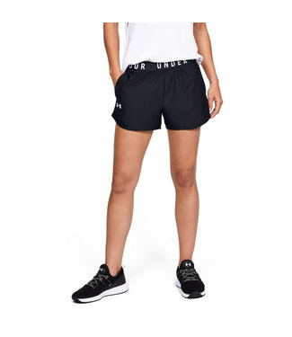 Under Armour Play Up Shorts 3.0-Noir