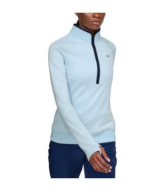 Under Armour UA Storm Sweaterfleece 1/2 Zip-Blue Frost / / Blue Ink