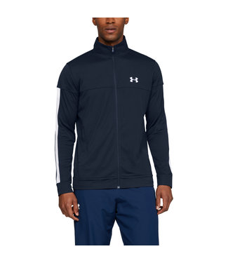 Under Armour SPORTSTYLE PIQUE TRAINING JACKET - Academy